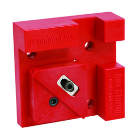 Box Clamps 2pc