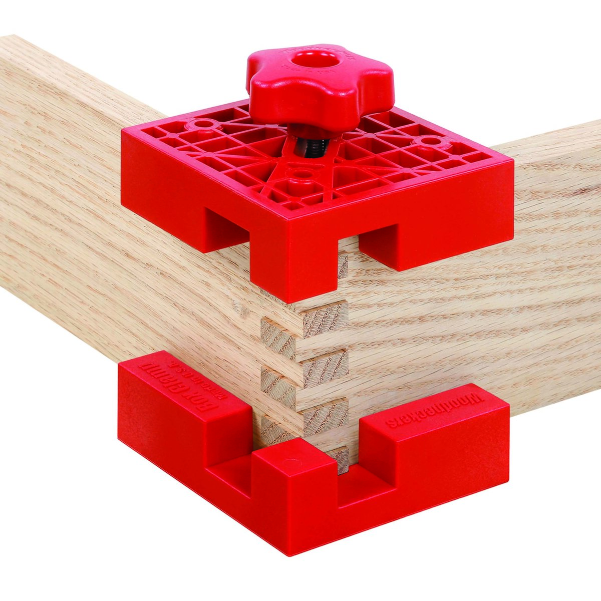 woodpeckers - box clamps 2pc