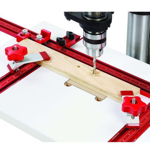 View a Larger Image of Complete Drill Press Table