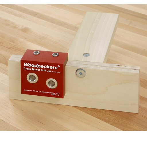 View a Larger Image of Cross Dowel Jig