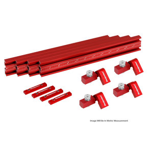 Woodpeckers DF500 Offset Base Offrigger Set Metric