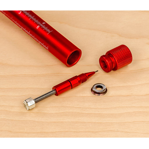 View a Larger Image of Woodpeckers OneTIME Tool Marking Gauge 6""