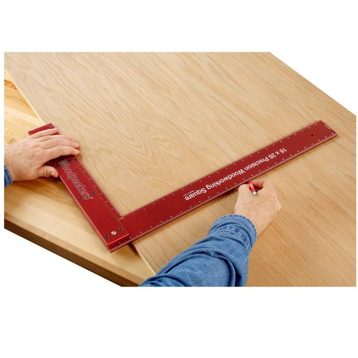 View a Larger Image of Woodpeckers OneTIME Tool Precision Framing Square 26""