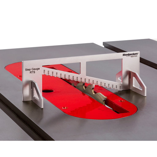 View a Larger Image of Woodpeckers OneTIME Tool Step Gauge Set