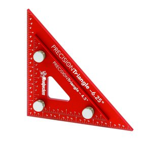 "Precision Triangle Combo - 4.5"" & 6.25"""