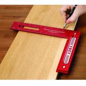 Precision Woodworking Square 12in x 8in