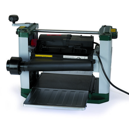 "View a Larger Image of 13"" Portable Planer with SuperCut Cutterhead"
