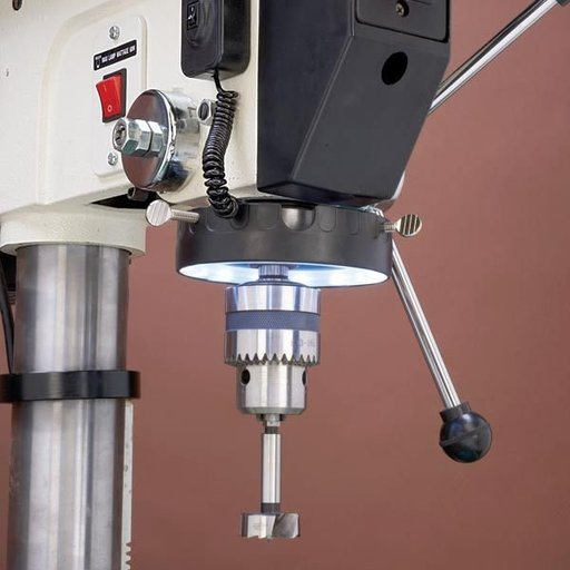 View a Larger Image of 14-LED Drill Press Light
