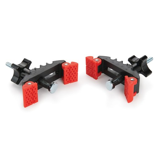 View a Larger Image of WoodRiver 2-Piece Deluxe T-Track Clamp Set