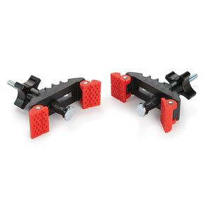 WoodRiver 2-Piece Deluxe T-Track Clamp Set