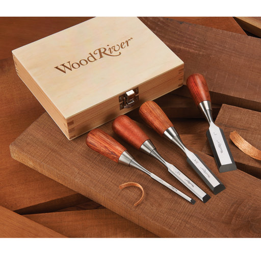 View a Larger Image of 4 Piece Butt Chisel Set