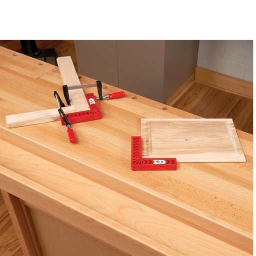 """View a Larger Image of 8"""" Clamping Squares 4 pc"""