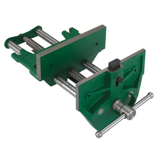 "View a Larger Image of 9"" Quick Release Vise"