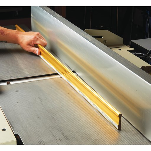 View a Larger Image of Aluminum Straightedge, 38in