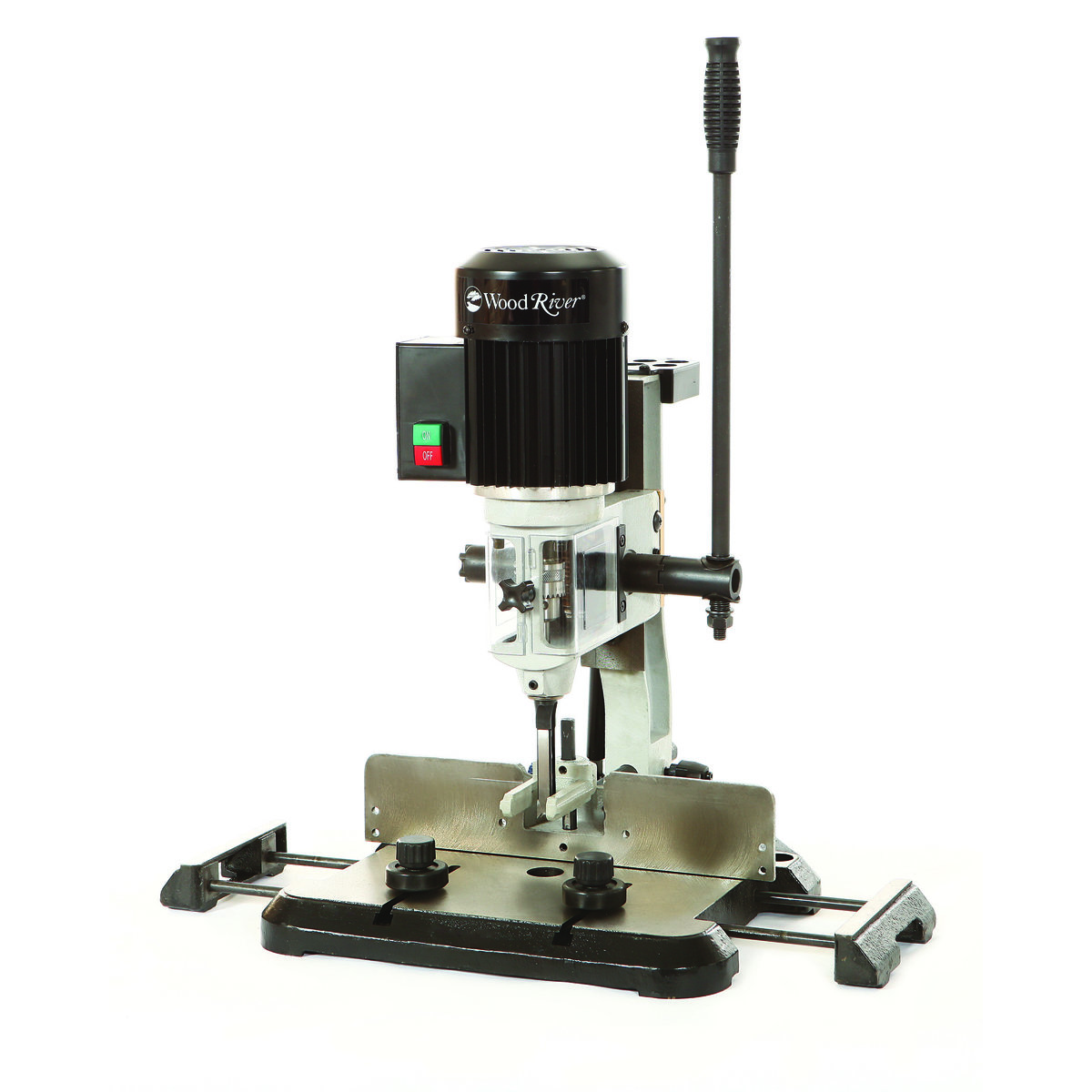 WoodRiver - Benchtop Mortiser with Chisels & Bits