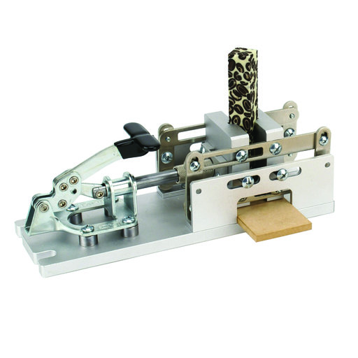 View a Larger Image of Deluxe Self Centering Pen and Bottle Stopper Drilling Vise