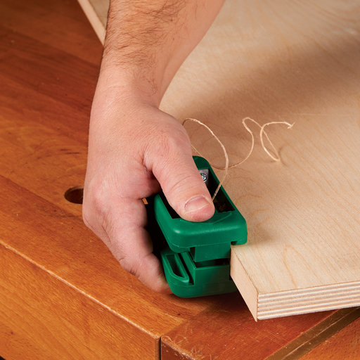 View a Larger Image of Double-Edge Laminate Trimmer