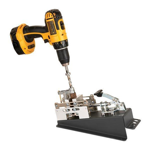 View a Larger Image of DV2 Self-Centering Drilling Vise