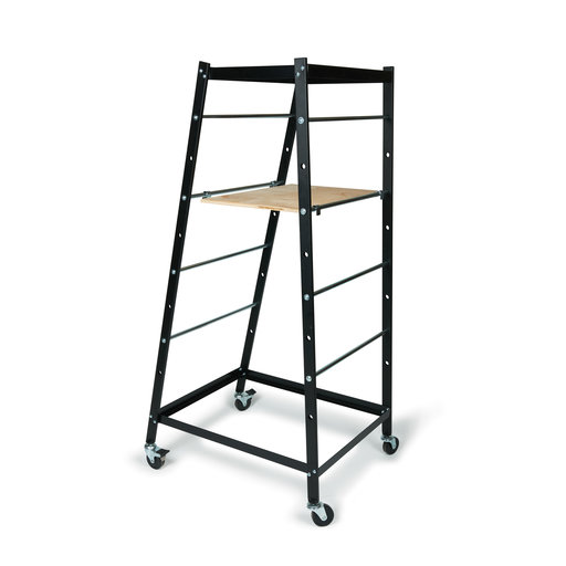 View a Larger Image of Mobile Clamp and Storage Rack