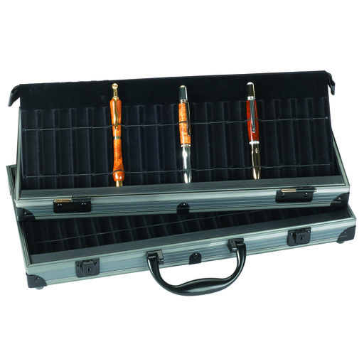 View a Larger Image of Pen & Pencil Carry / Display Case