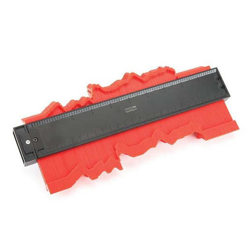"View a Larger Image of Plastic Profile Copy Gauge, Large 10"" Width"