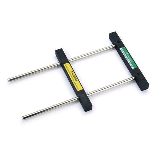 View a Larger Image of Polycarbonate Body 8-Inch Jointer Knife Setting Jig