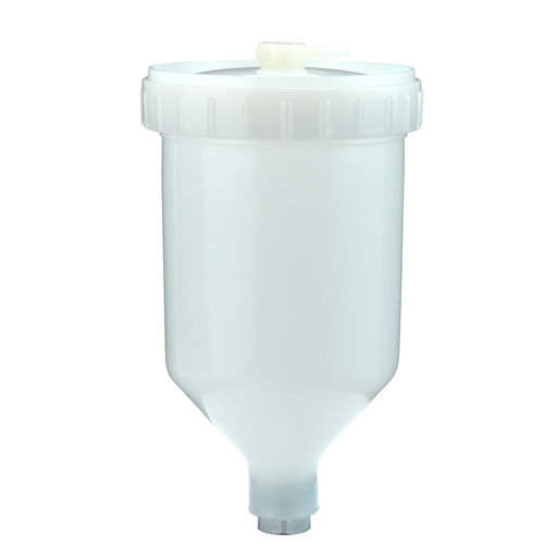 View a Larger Image of Pro HVLP 600cc Plastic Paint Cup