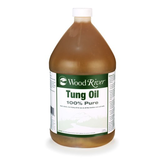 View a Larger Image of Pure Tung Oil Gallon