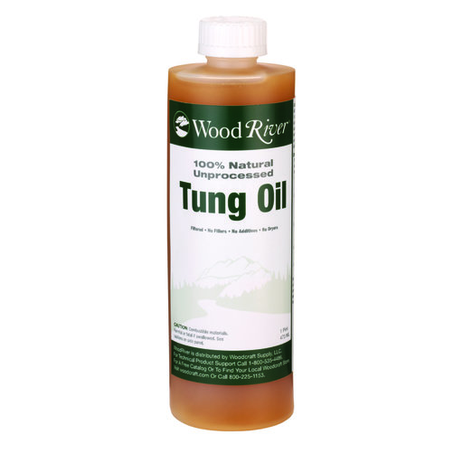 View a Larger Image of Tung Oil Natural Pint