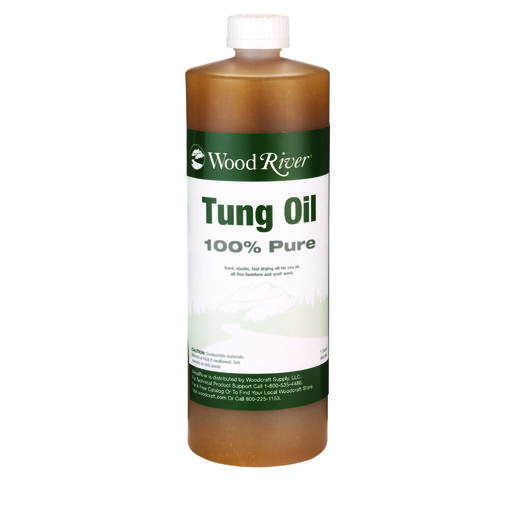 View a Larger Image of Pure Tung Oil Quart