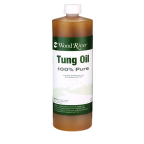 Pure Tung Oil Quart