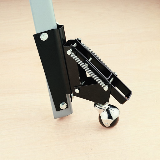 View a Larger Image of Retracting Casters