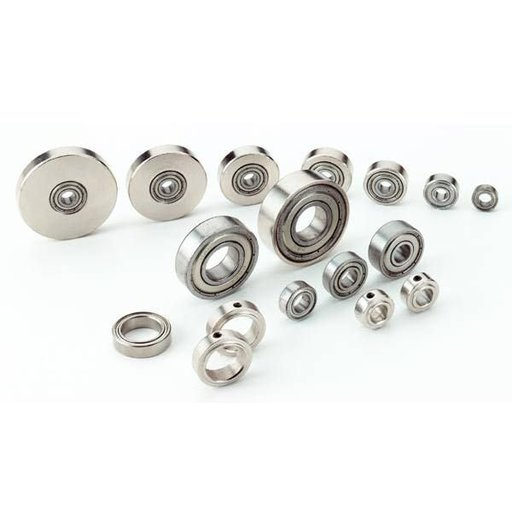 View a Larger Image of Router Bit Bearing Kit