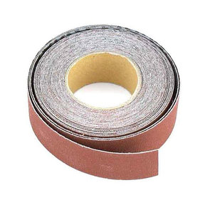 "1"" x 20' Turner's Sanding pk Replacement Sandpaper 150 Grit"