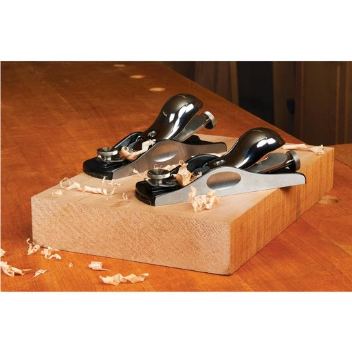 View a Larger Image of Ultimate Block Plane Set