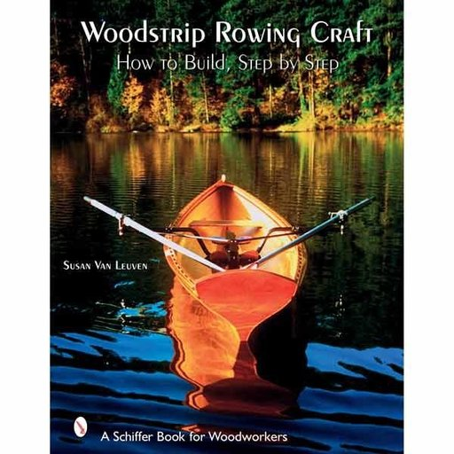 View a Larger Image of Woodstrip Rowing Craft