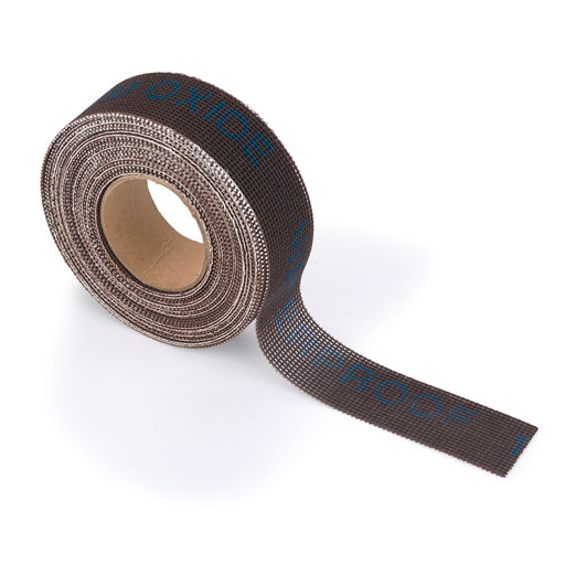 """View a Larger Image of 1"""" x 15' Woodturner's Sanding pk Replacement Mesh 240 Grit"""