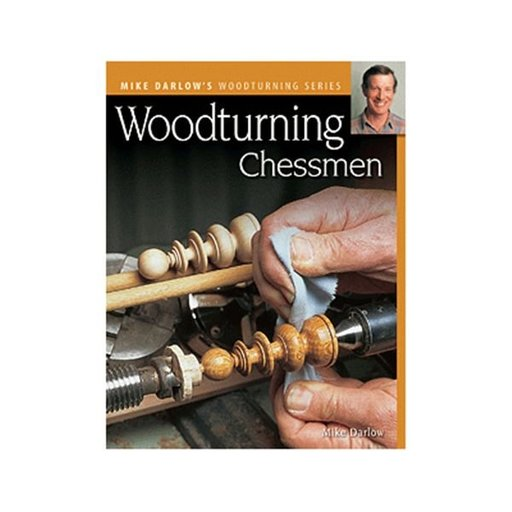 View a Larger Image of Woodturning Chessmen