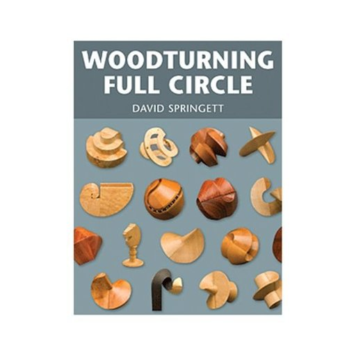 View a Larger Image of Woodturning Full Circle