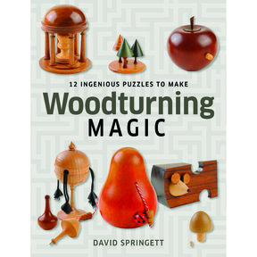 Woodturning Magic