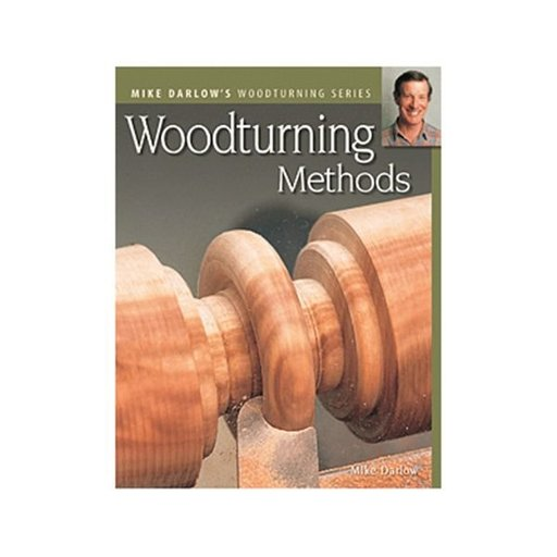 View a Larger Image of Woodturning Methods