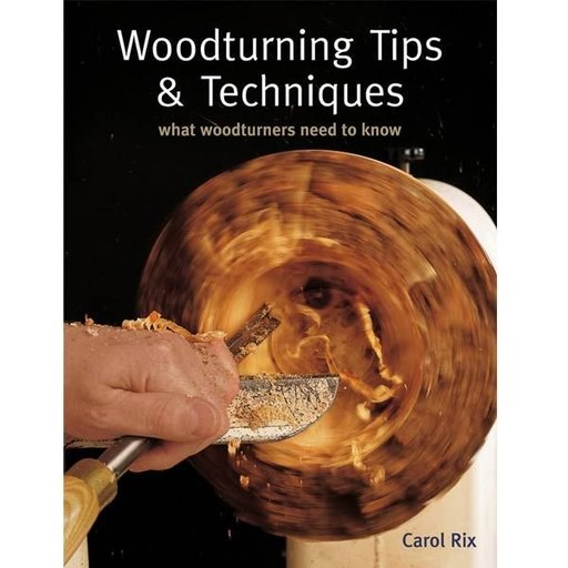 View a Larger Image of Woodturning Tips & Techniques