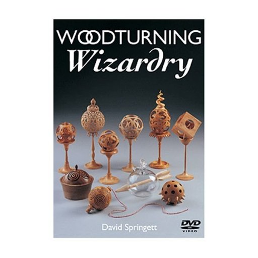 View a Larger Image of Woodturning Wizardry - DVD