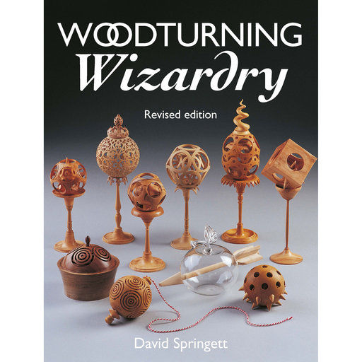 View a Larger Image of Woodturning Wizardry
