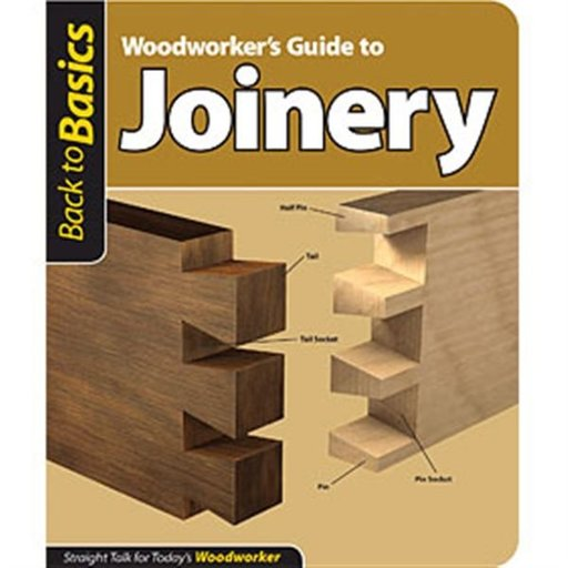 View a Larger Image of Woodworker's Guide to Joinery (Back to Basics)