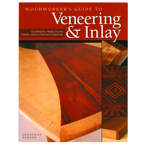 View a Larger Image of Woodworker's Guide to Veneering and Inlay