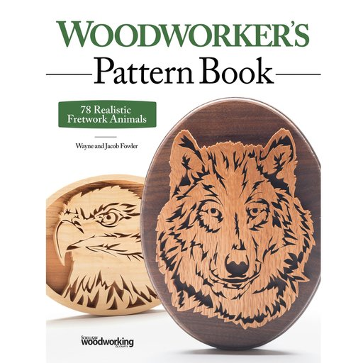 View a Larger Image of Woodworker's Pattern Book