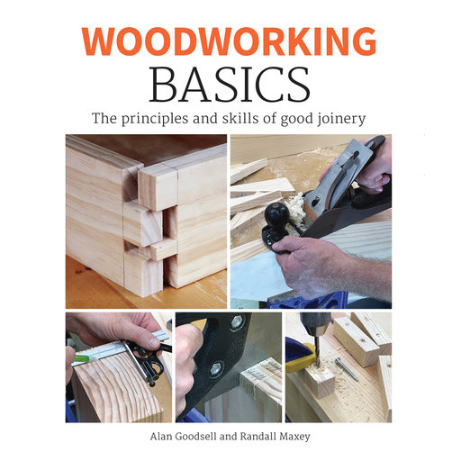 View a Larger Image of Woodworking Basics
