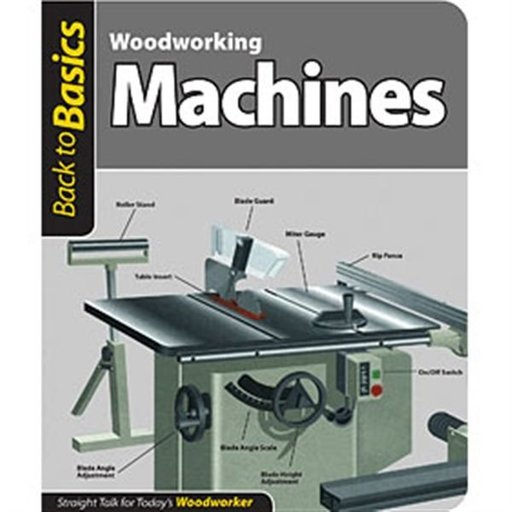 View a Larger Image of Woodworking Machines (Back to Basics)