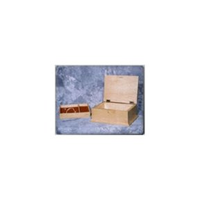 Woodworking Project Hardware Kit for Jewelry Box Plan, No. 906HK